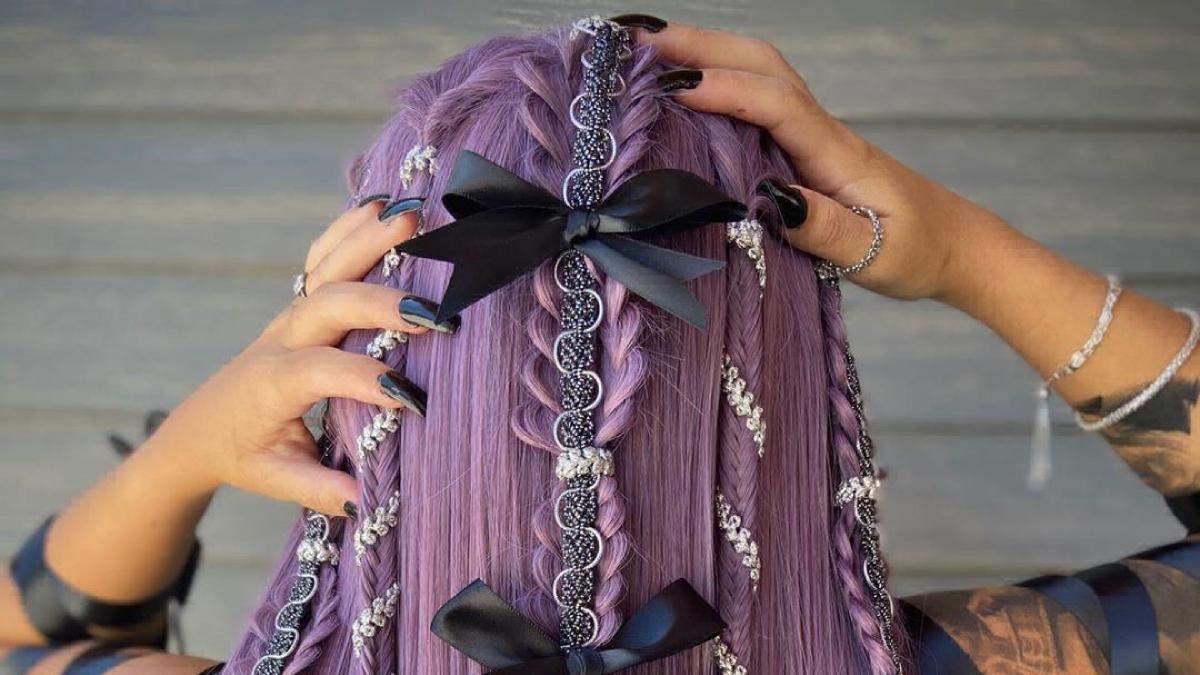 Як американський стиліст створює неймовірні зачіски: фото плетіння