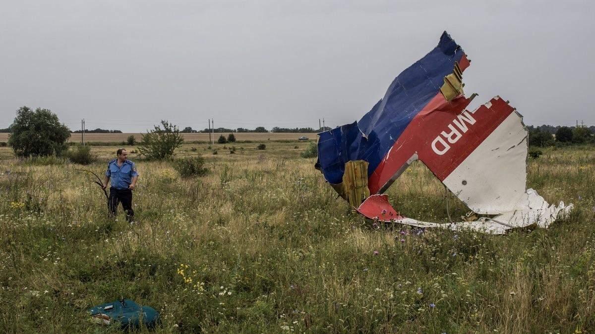 Судді розкрили свідчення очевидця запуску російської ракети, яка збила літак у небі над Донбасом