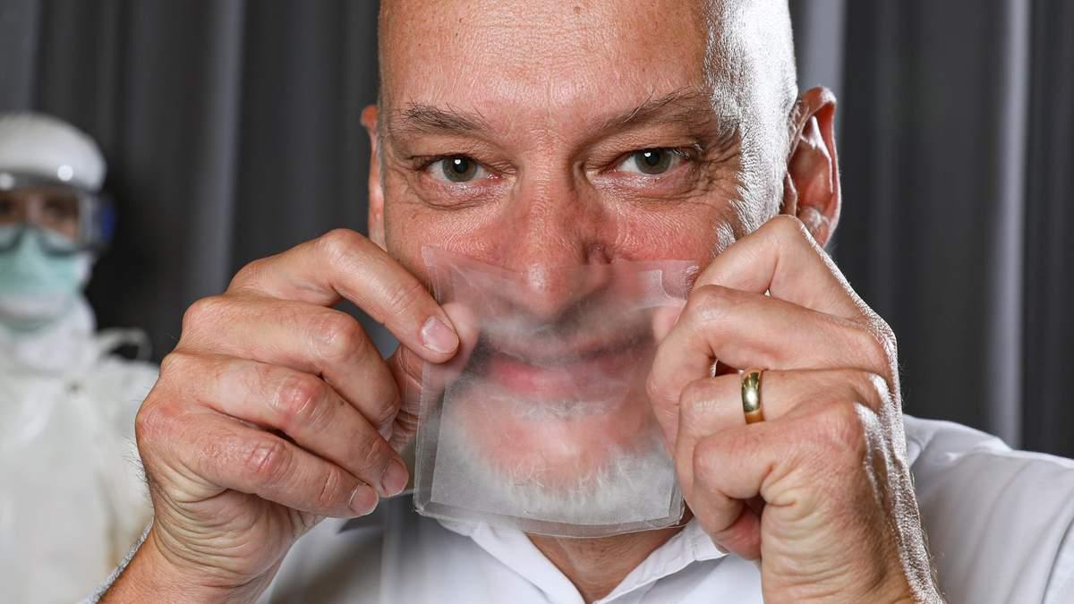 В Швейцарии разработали прозрачные защитные маски