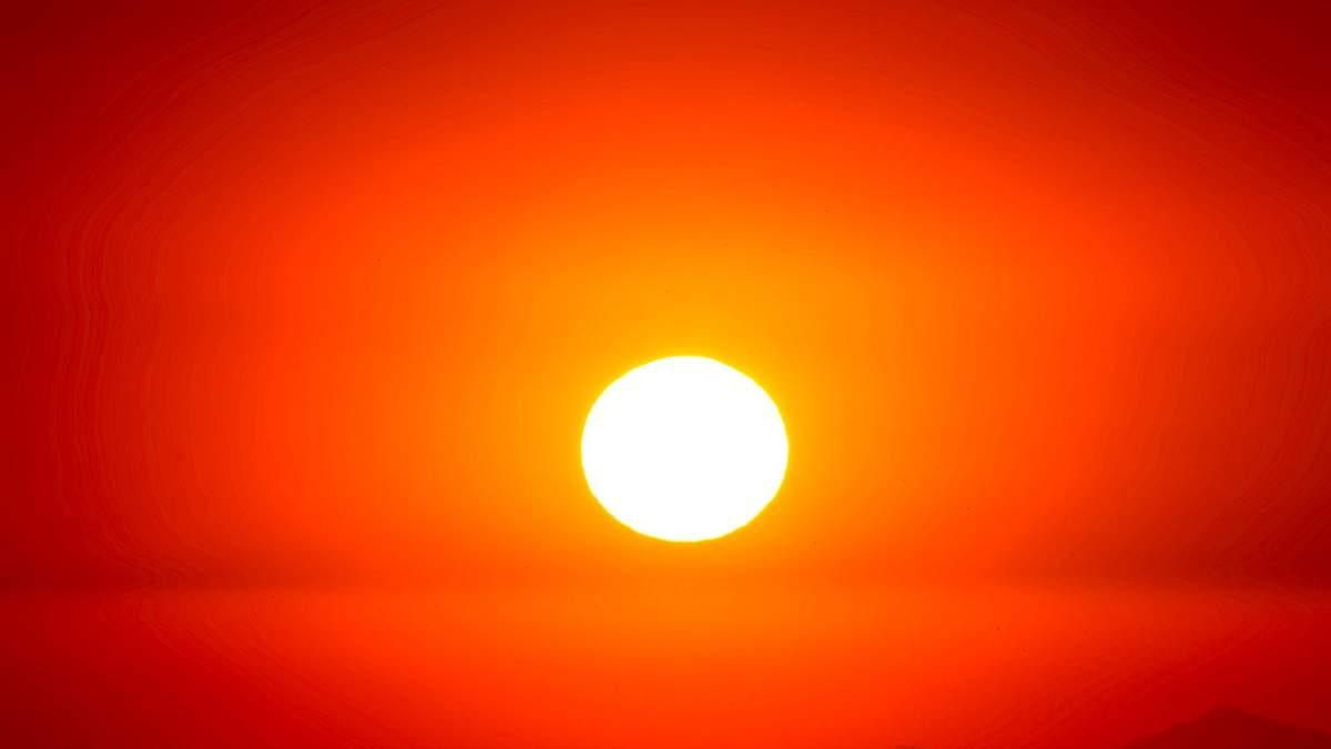 Сонячний удар – перша допомога і симптоми удару сонця