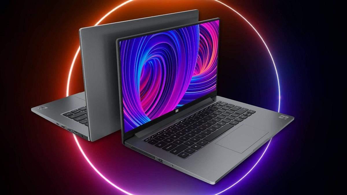 Китайский ТехноГигант представил два интересных ноутбука