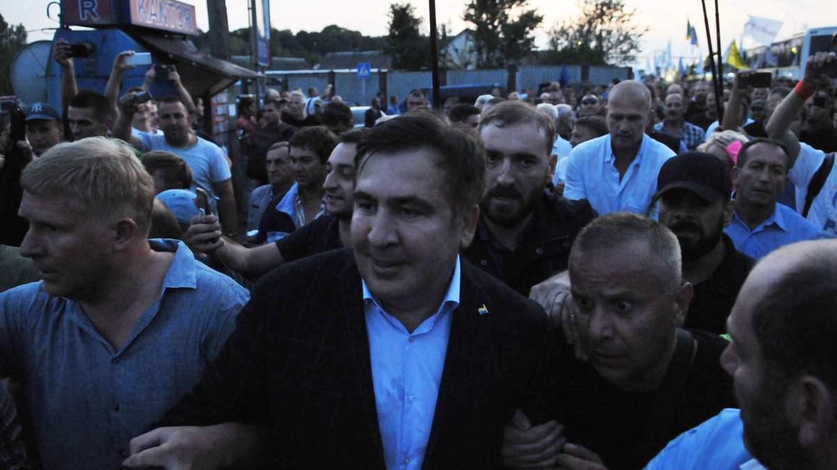 Грузия из-за Саакашвили снова вызвала своего посла в Украине: детали