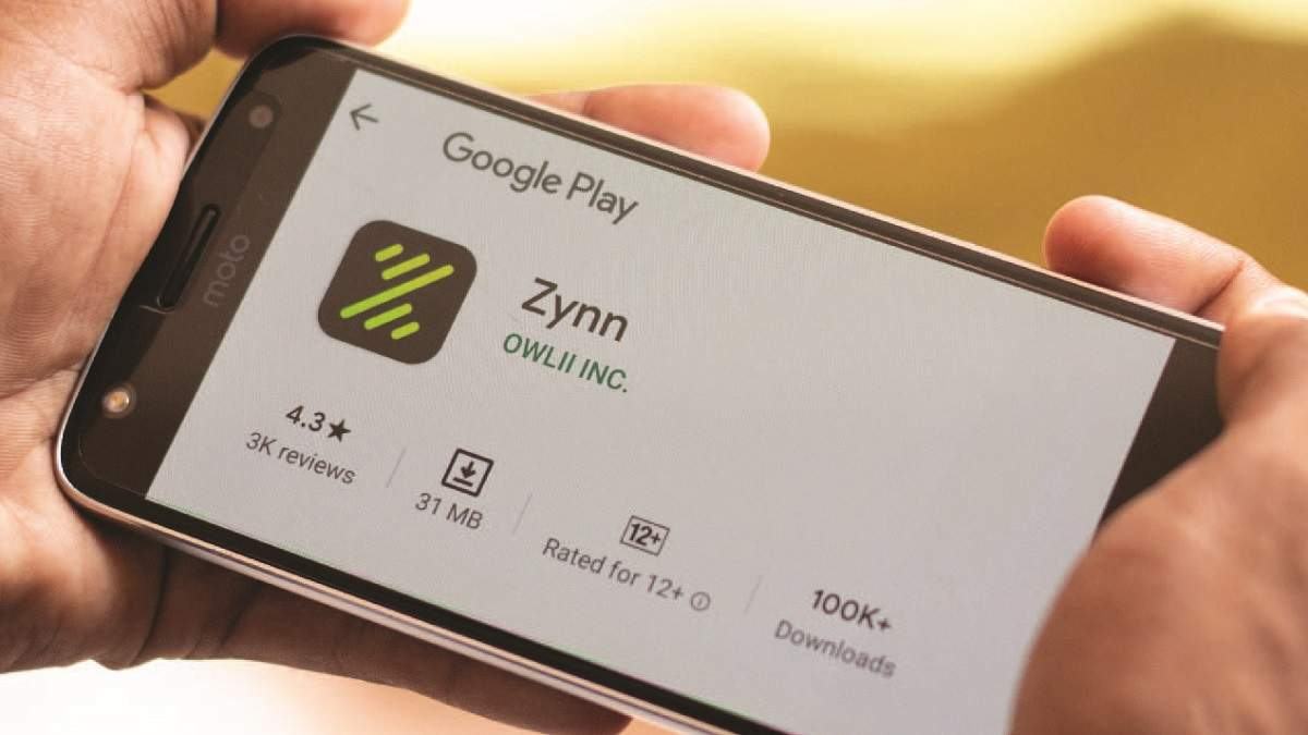 Zynn удалили из Google Play