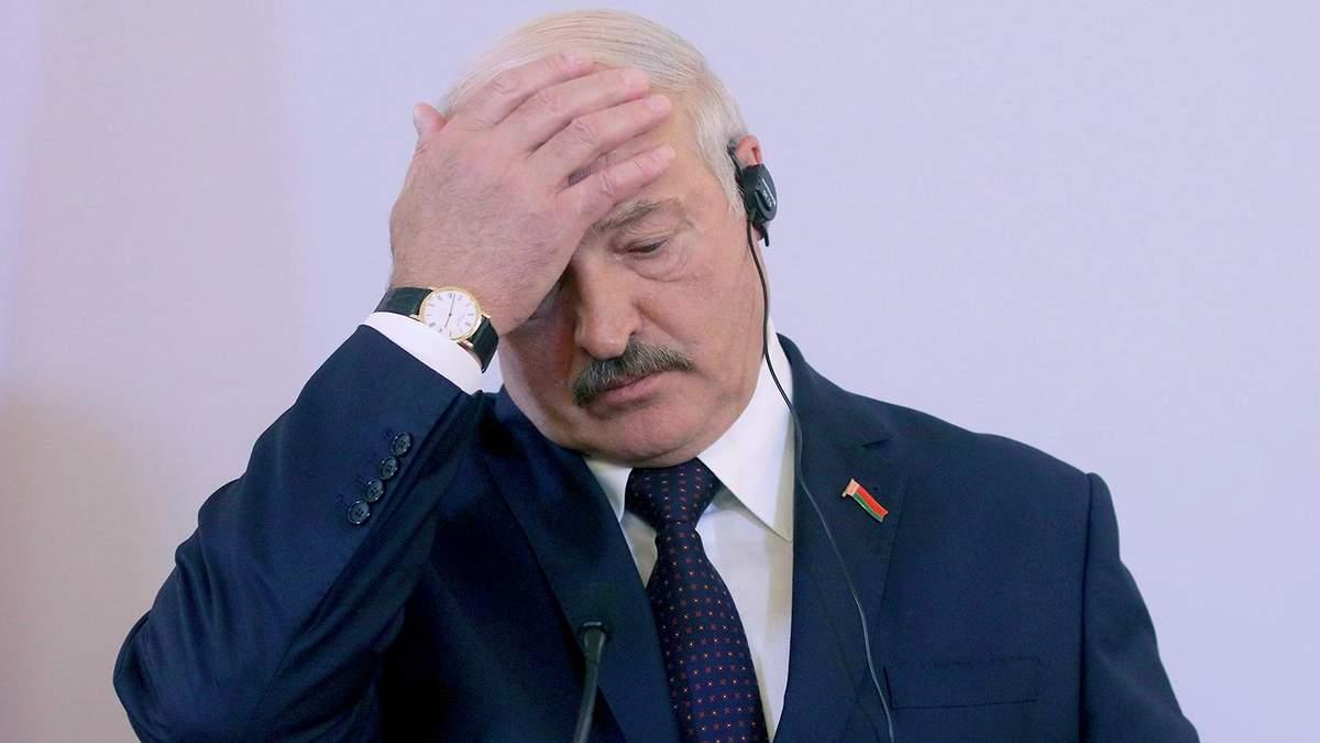 Кого испугался Лукашенко