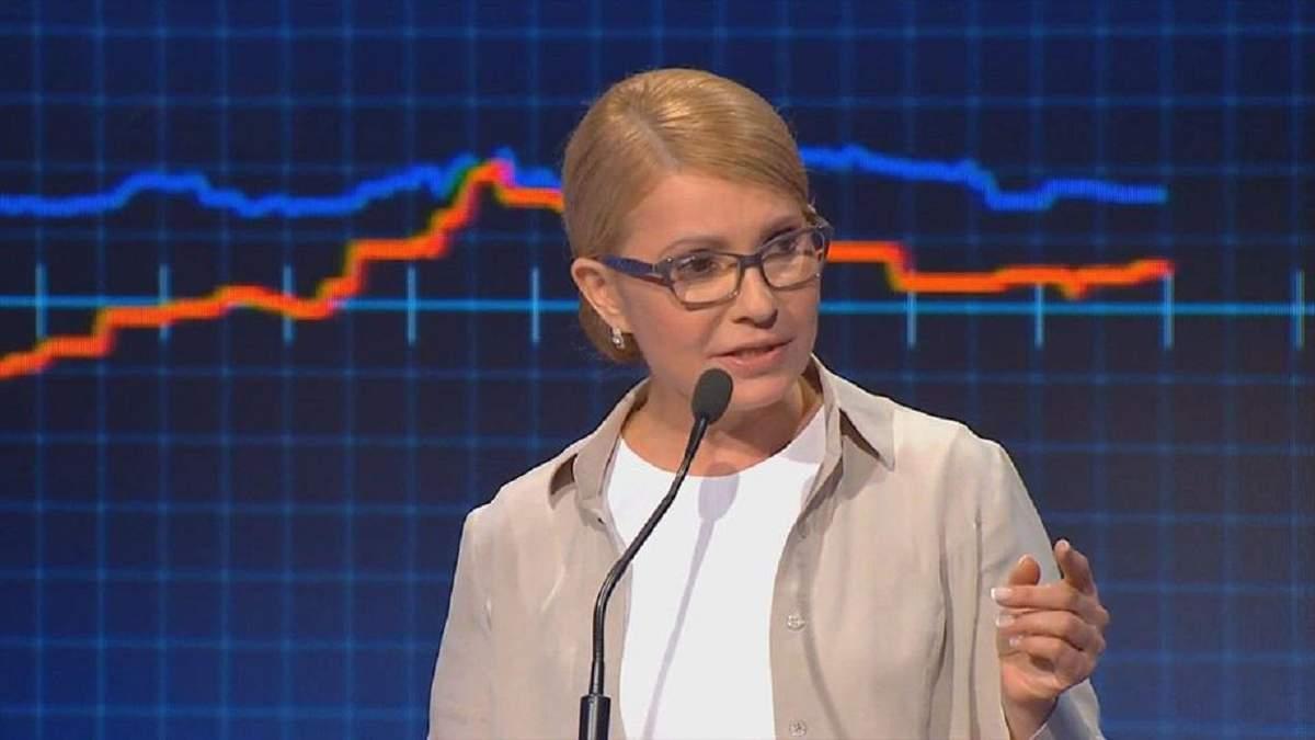 Юлія Тимошенко хоче відновити відносини з Коломойським?