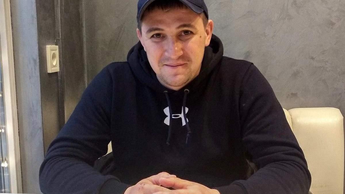 Олександр Ісайкул, якого підозрюють в нападі на Стерненка