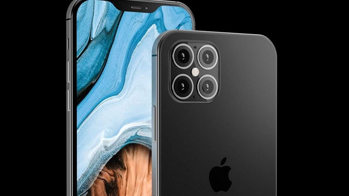 Так можуть виглядати  iPhone 2020