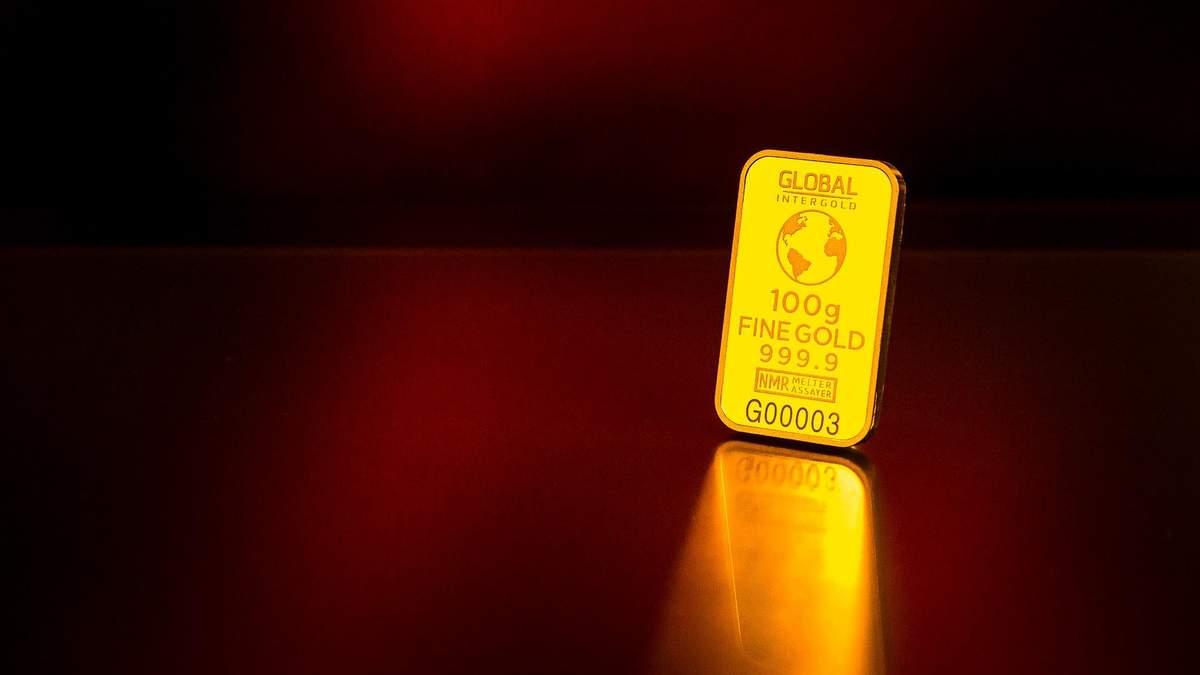 Ціна золота 12 червня 2020 року – динаміка і прогнози