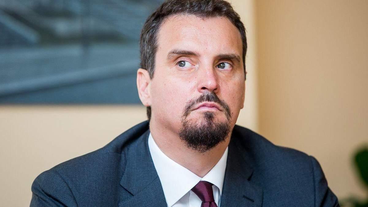 Айварас Абромавичус.