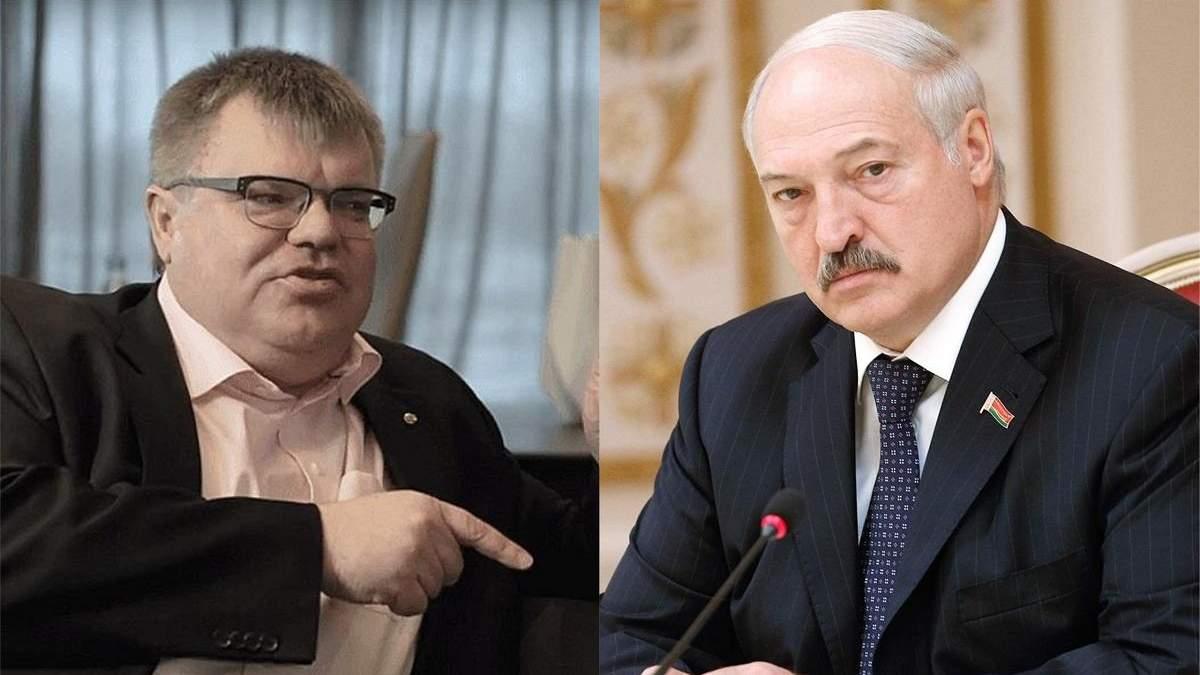 У Білорусі розгорівська скандал між кандидатами у президенти Бабарико й Лукашенком