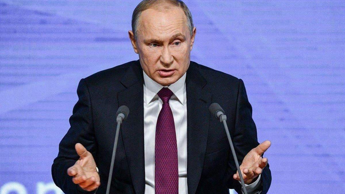 Путін сам визнав Крим українським