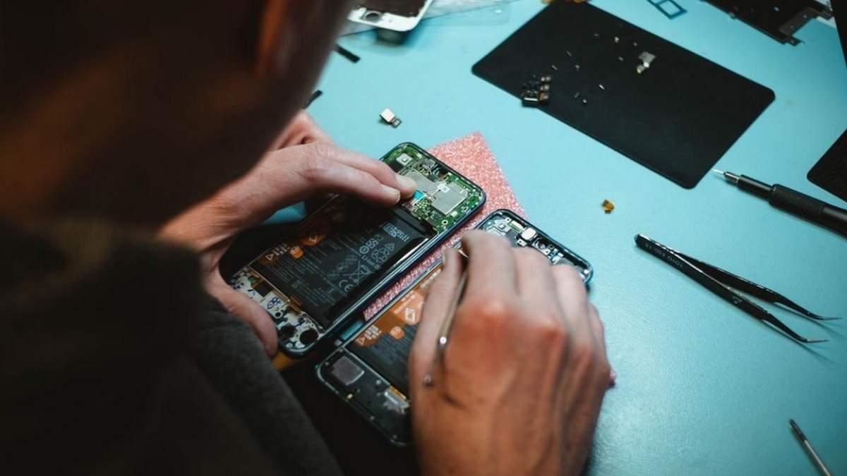 Ситуація на ринку відновлених смартфонів