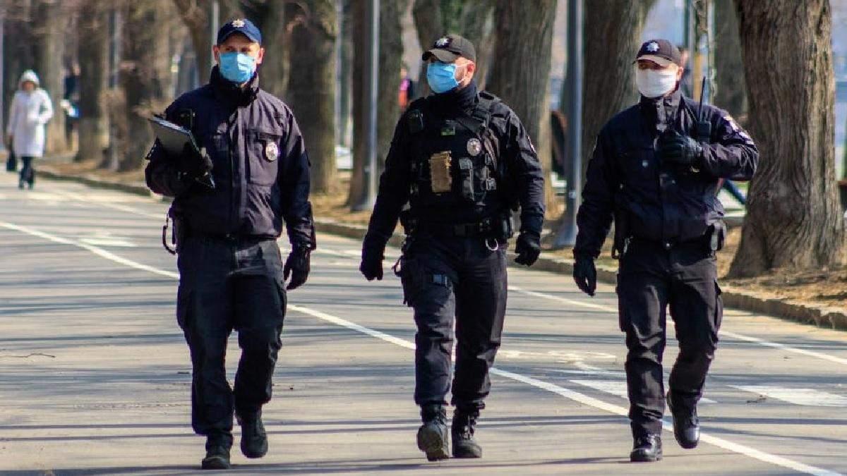 Українців оштрафували на 4,5 мільйони гривень через порушення умов карантину
