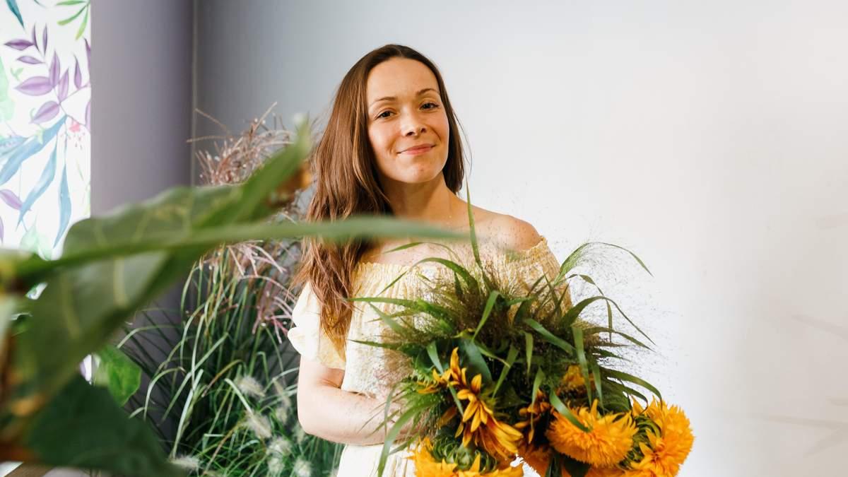 Как открылась цветочная мастерская Flora Contora