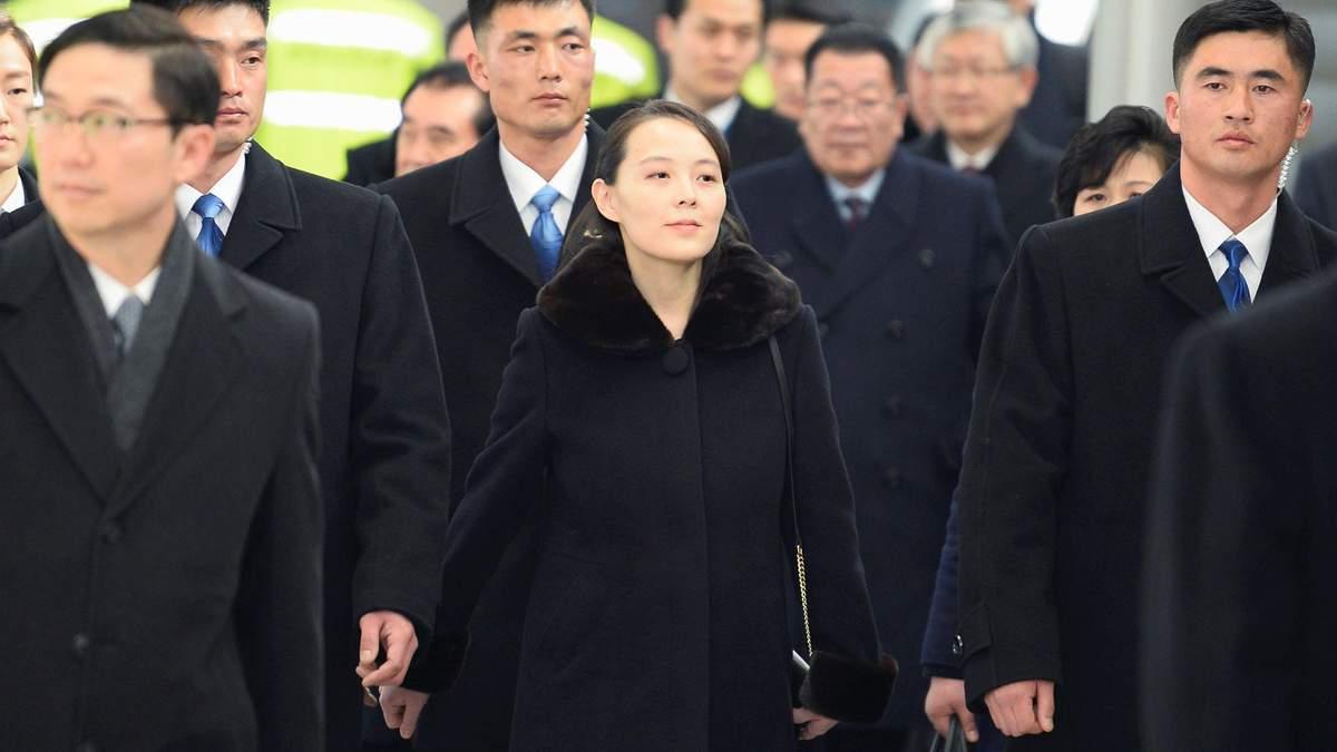 Сестра Ким Чен Ына пригрозила использовать  армию против Южной Кореи