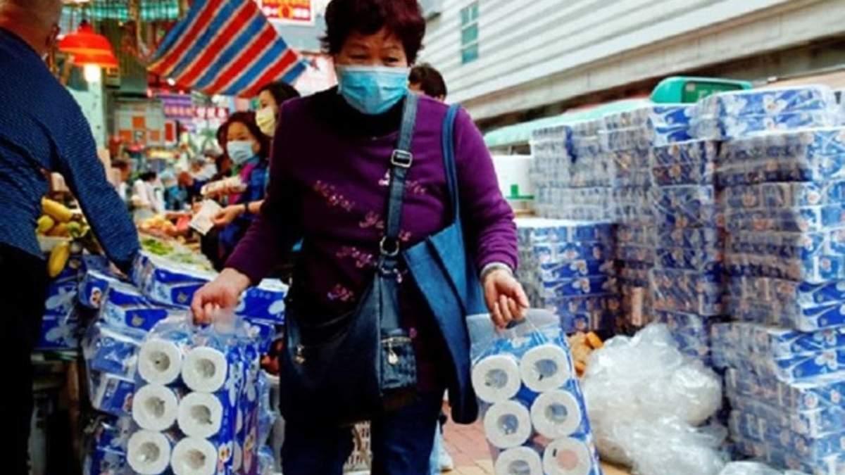 Хто скуповував туалетний папір під час пандемії: дослідження