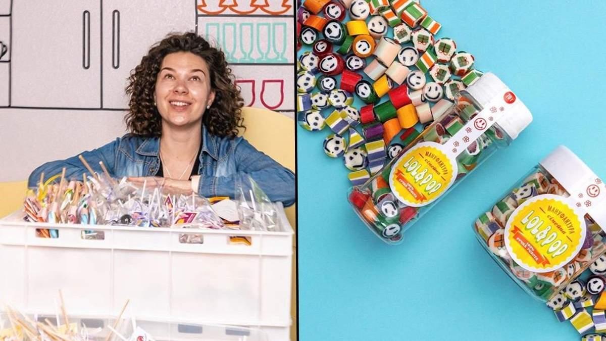 Магазин солодощів LOL&POP: історія створення бізнесу