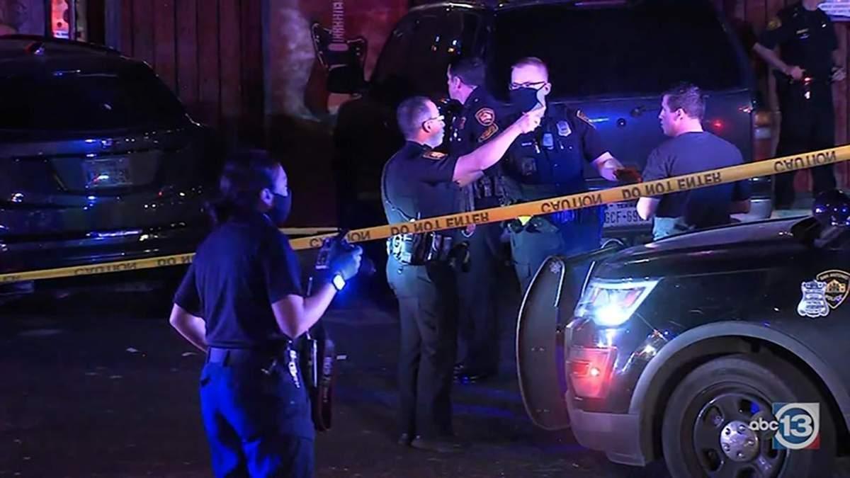 Стрілянина в США в Сан-Антоніо 13 червня 2020: відео