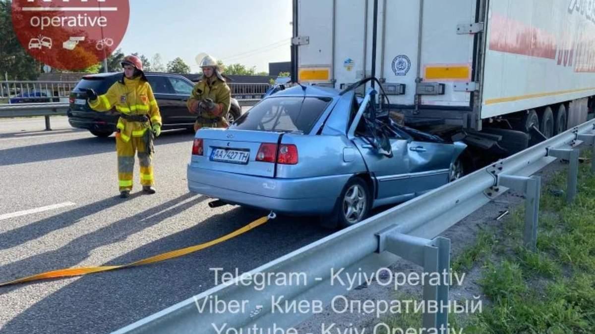 Подробиці загибелі полковника Романова і його дружини у ДТП 10.06.2020