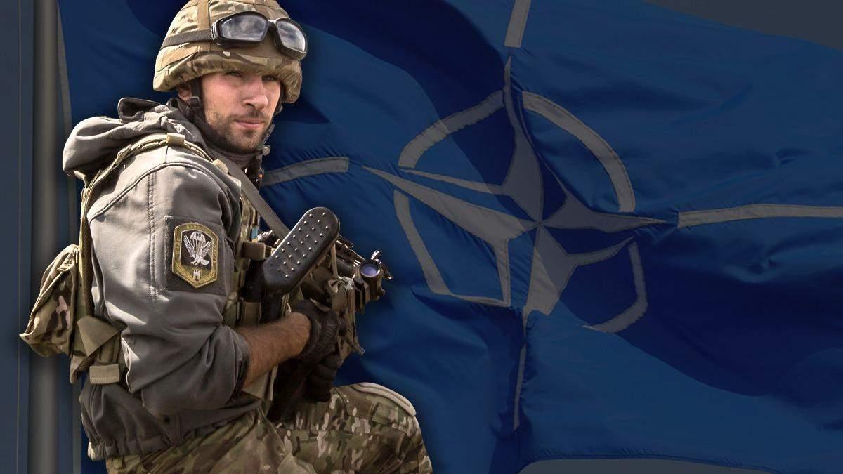 Україна стала членом Програми розширених можливостей НАТО