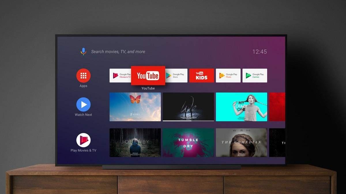 Android TV незабаром отримає цікаву функцію