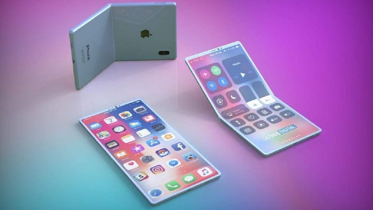 Apple готовит к выпуску гибкий iPhone - новости Apple