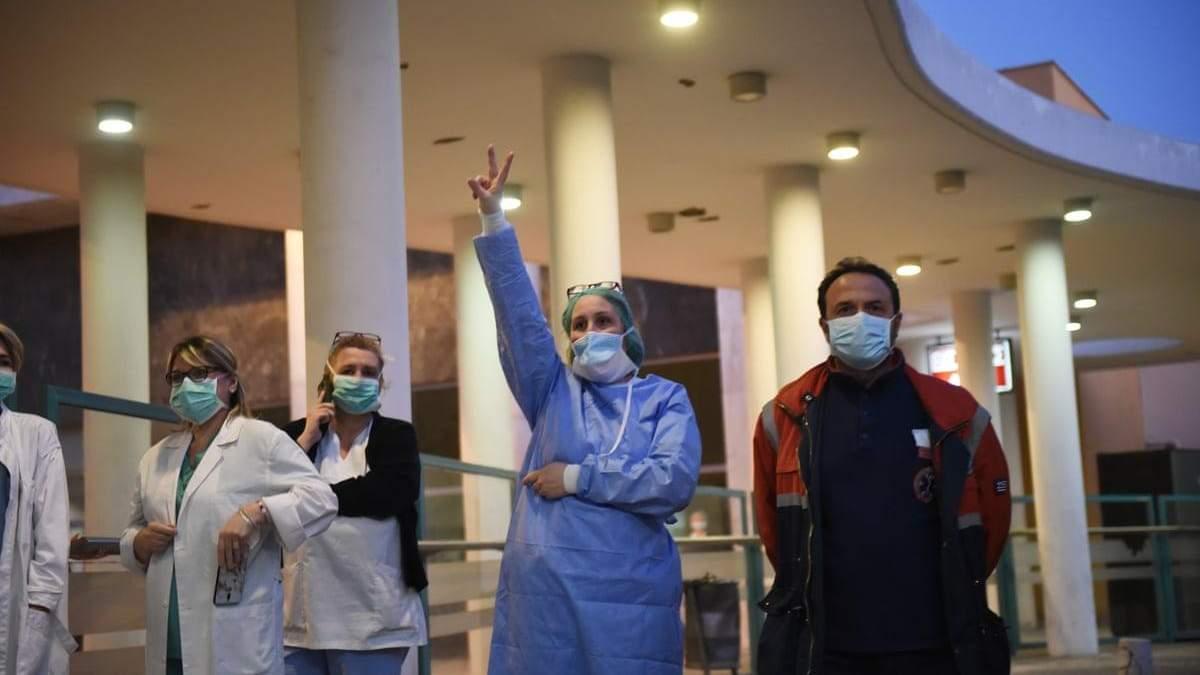 Греция и коронавирус
