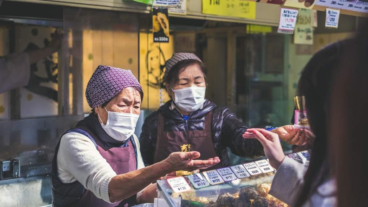 Вспышка коронавируса на рынке в Пекине