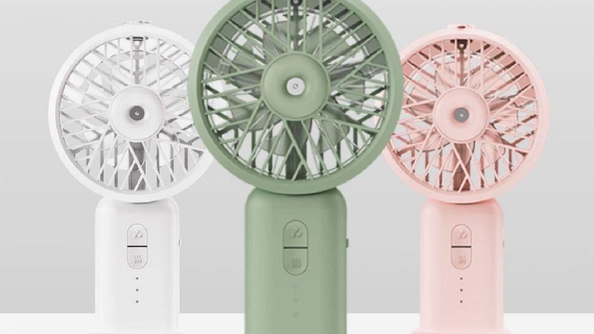 Портативний вентилятор DOCO