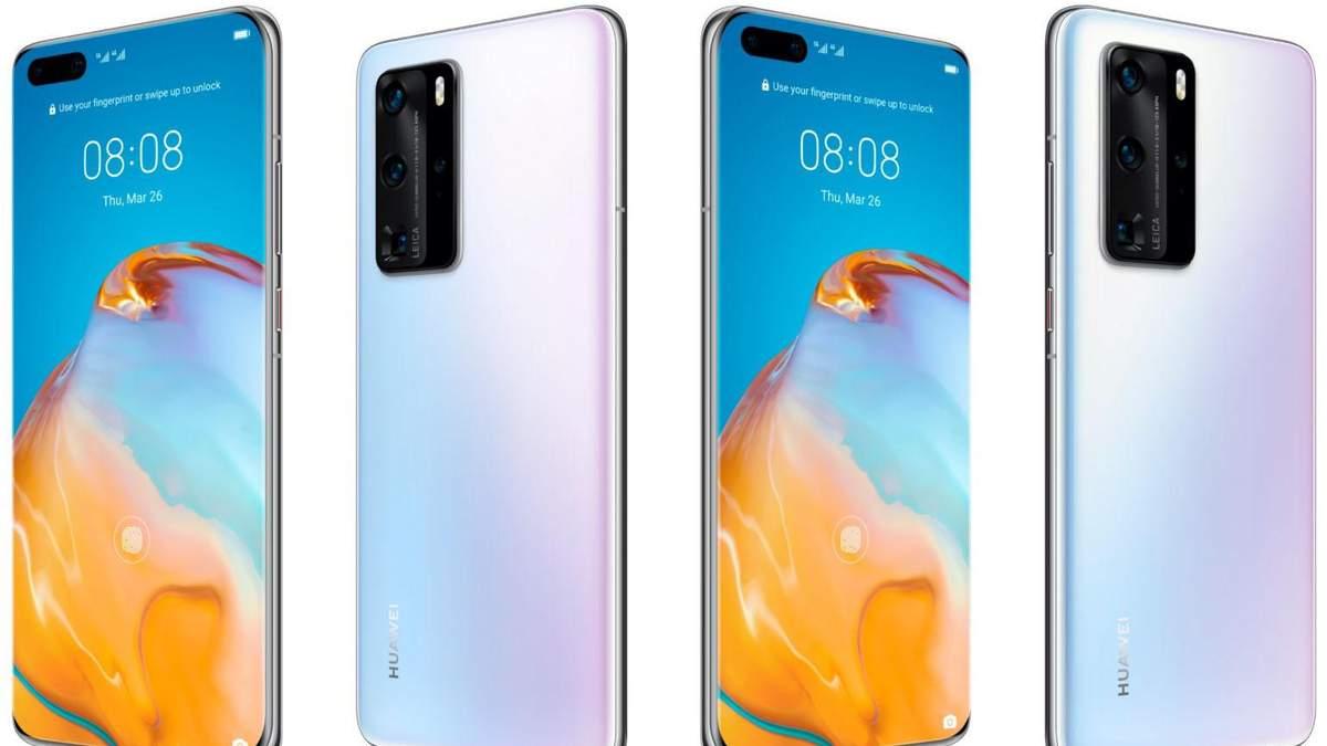 Смартфони Huawei найактивніше купували у квітні