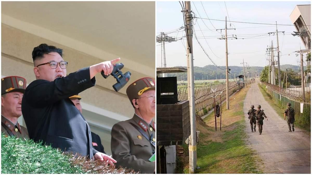 Стрімко загострилися стосунки КНДР та Південної Кореї