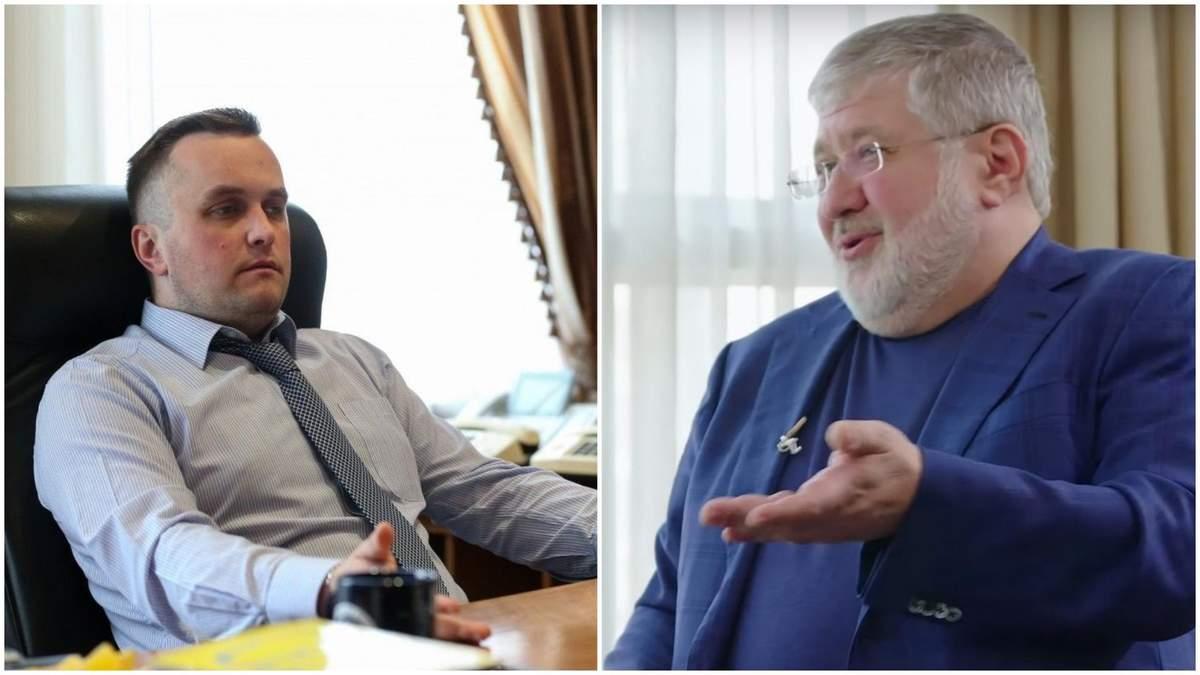 Председатель САП прокомментировал вероятность объявления подозрения Коломойскому