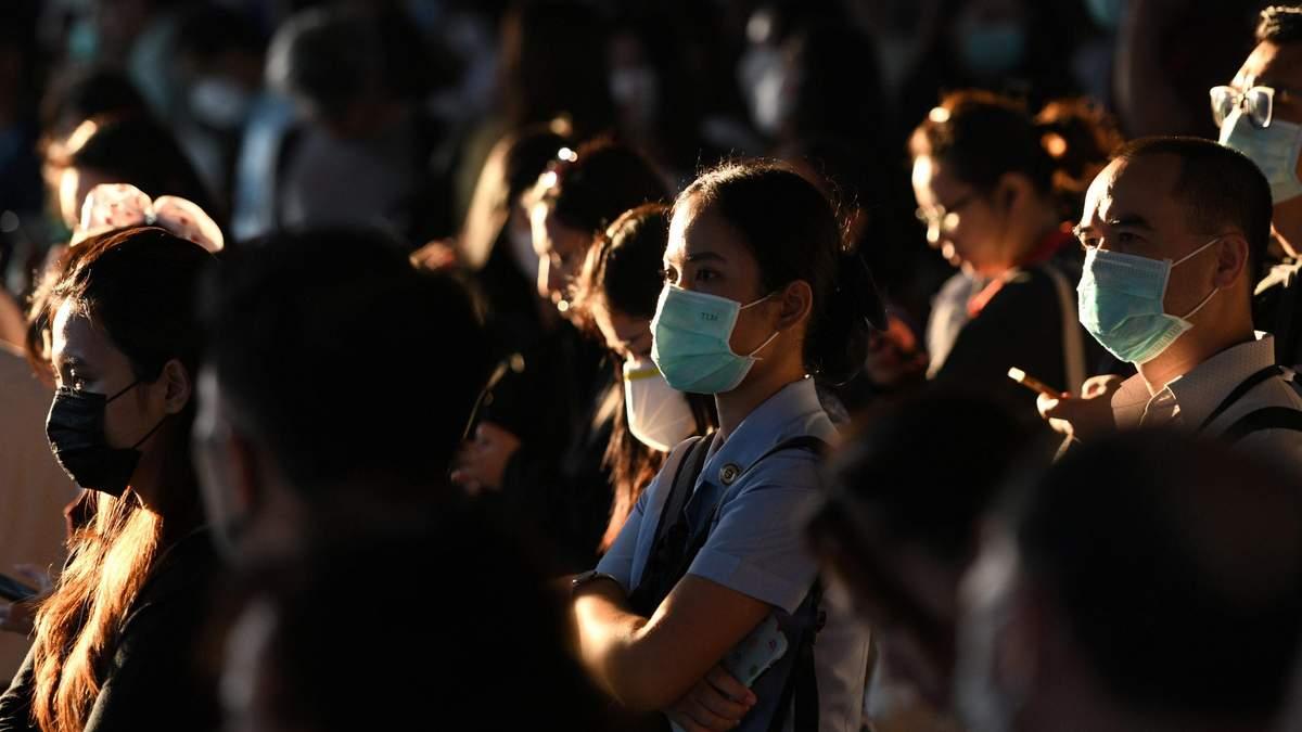 Спалах коронавірусу на ринку Пекіна