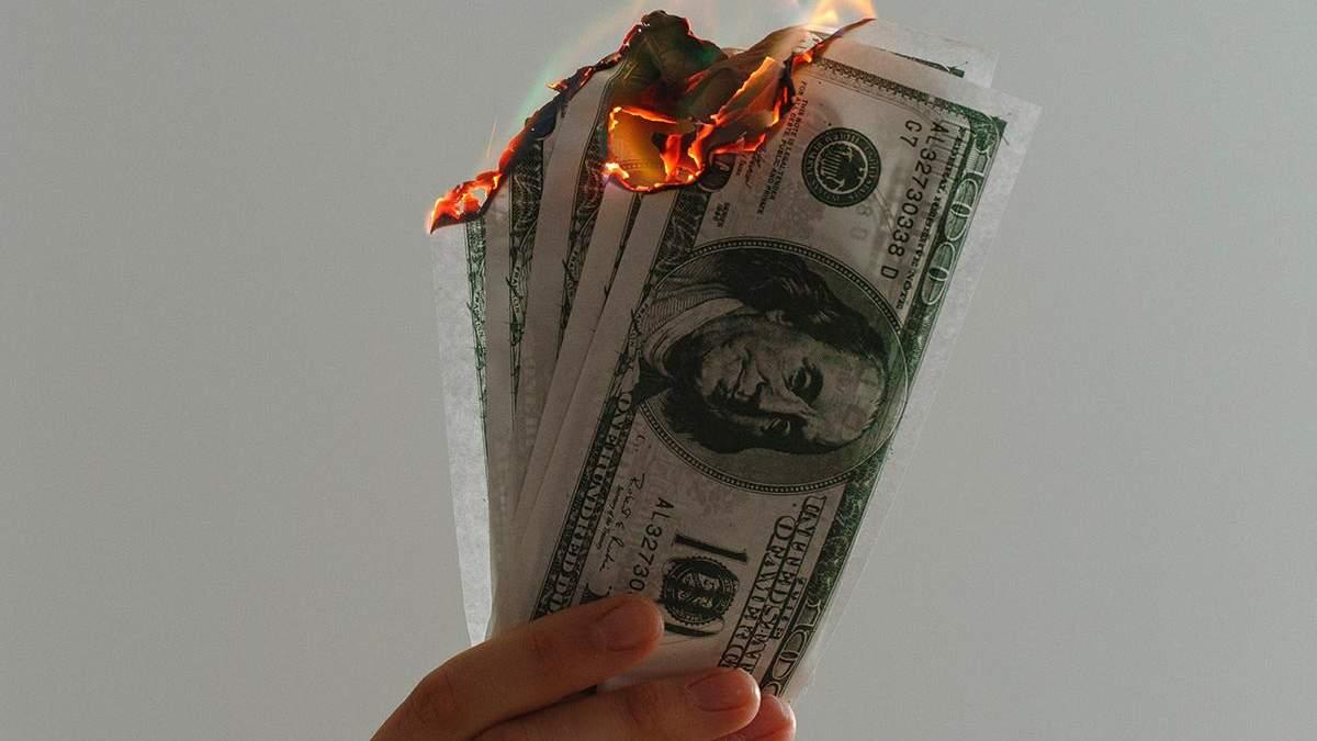 Доллар упадет на 35%: когда ждать краха валюты, эксперт - 24 канал