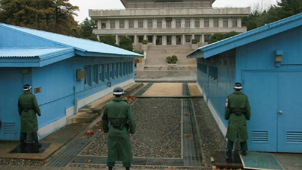 У демілітаризованій зоні Кореї підірвали центр зв'язку між двома частинами півострова