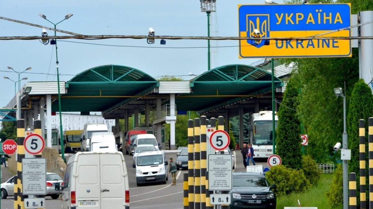 """На україно-польському кордоні відновлено рух автотранспорту через пункт пропуску """"Шегині"""""""