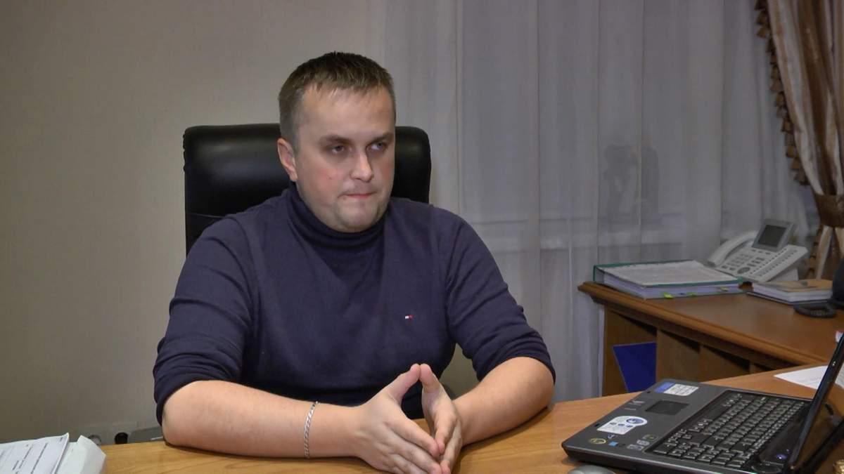 Холодницкого могут отстранить от должности в САП