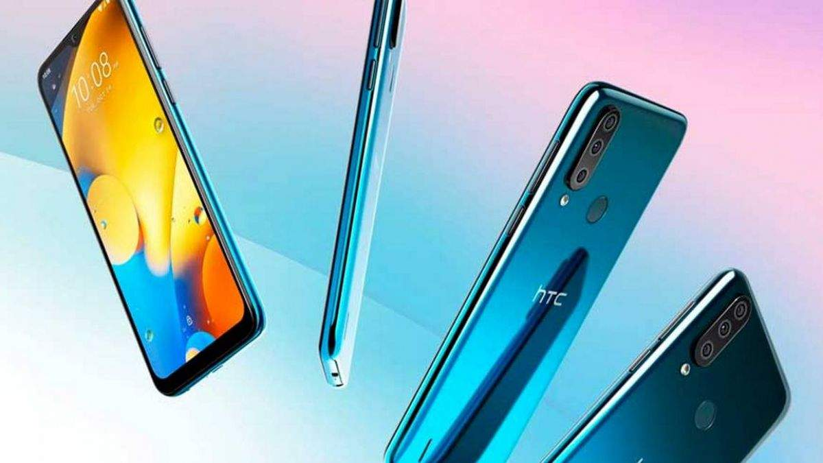 HTC показала нові смартфони
