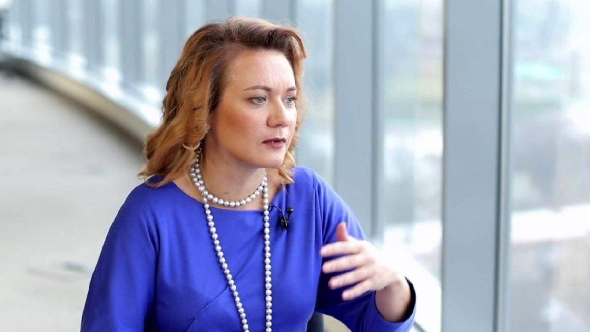 Ольга Бєлькова з Батьківщини складає депутатський мандат