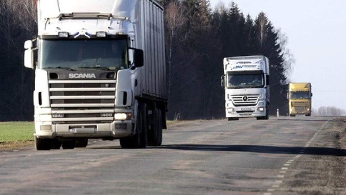 Штрафи за порушення габаритно-вагових норм на дорогах