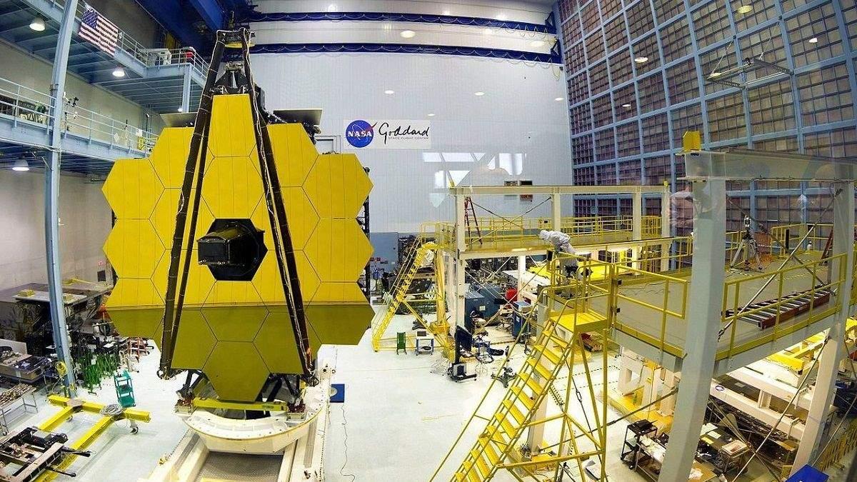 """Запуск телескопа """"Джеймс Вебб"""" знову перенесли – цього разу через COVID-19"""