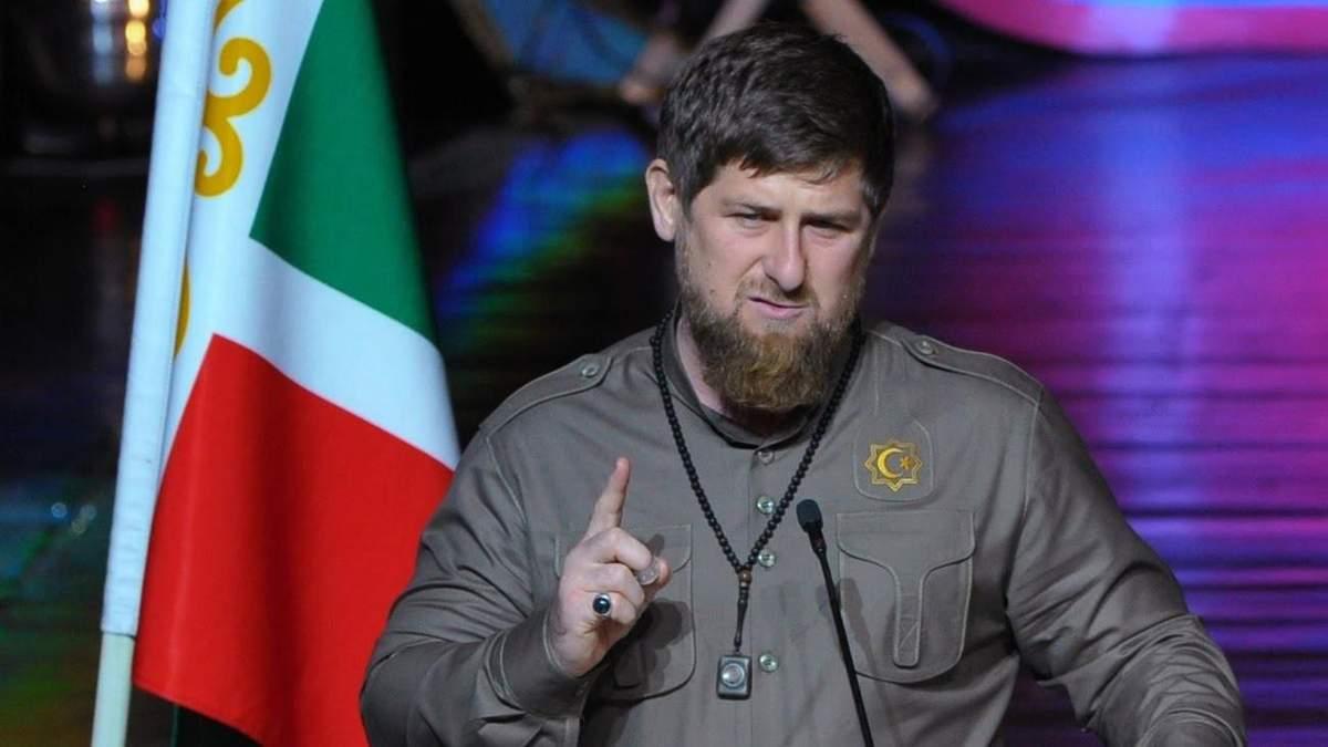 Кадырова обвиняют в покушении на журналиста Габунию: реакция лидера Чечни – вспомнил об Украине