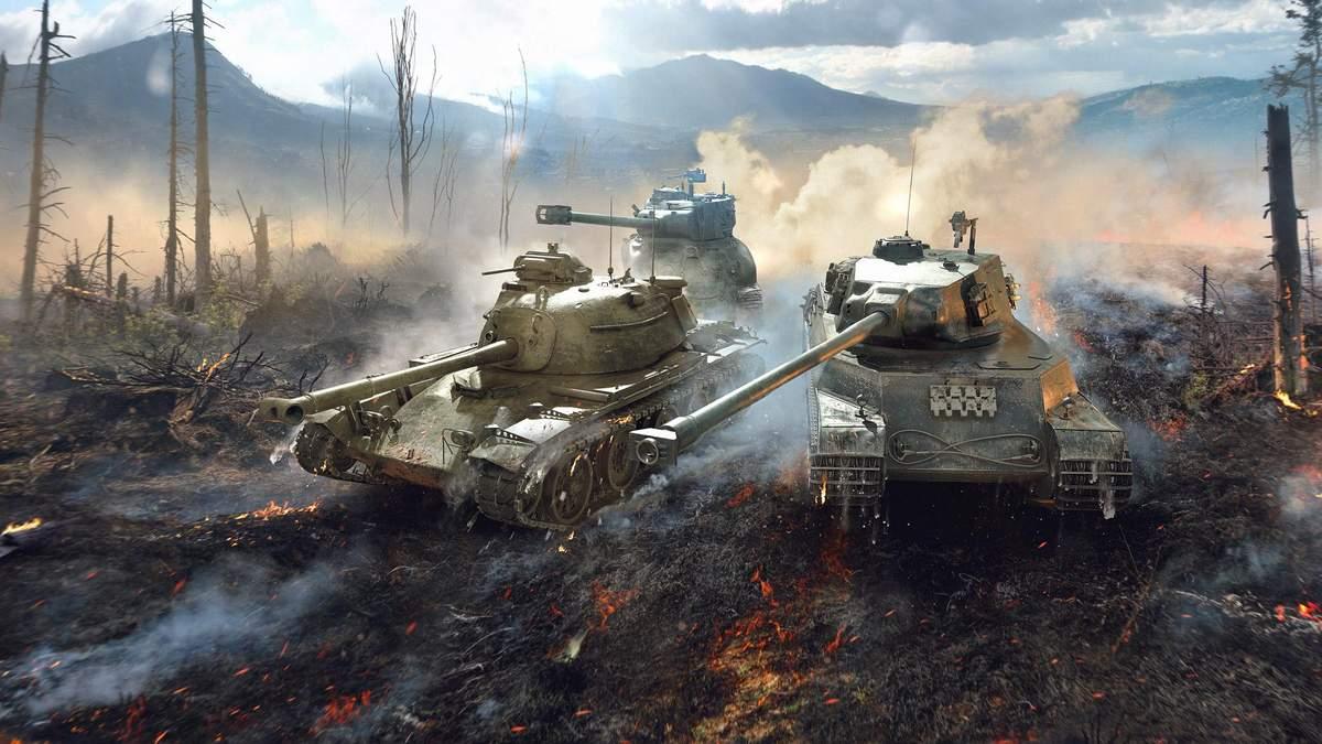 Оновлення 7.0 World of Tanks Blitz