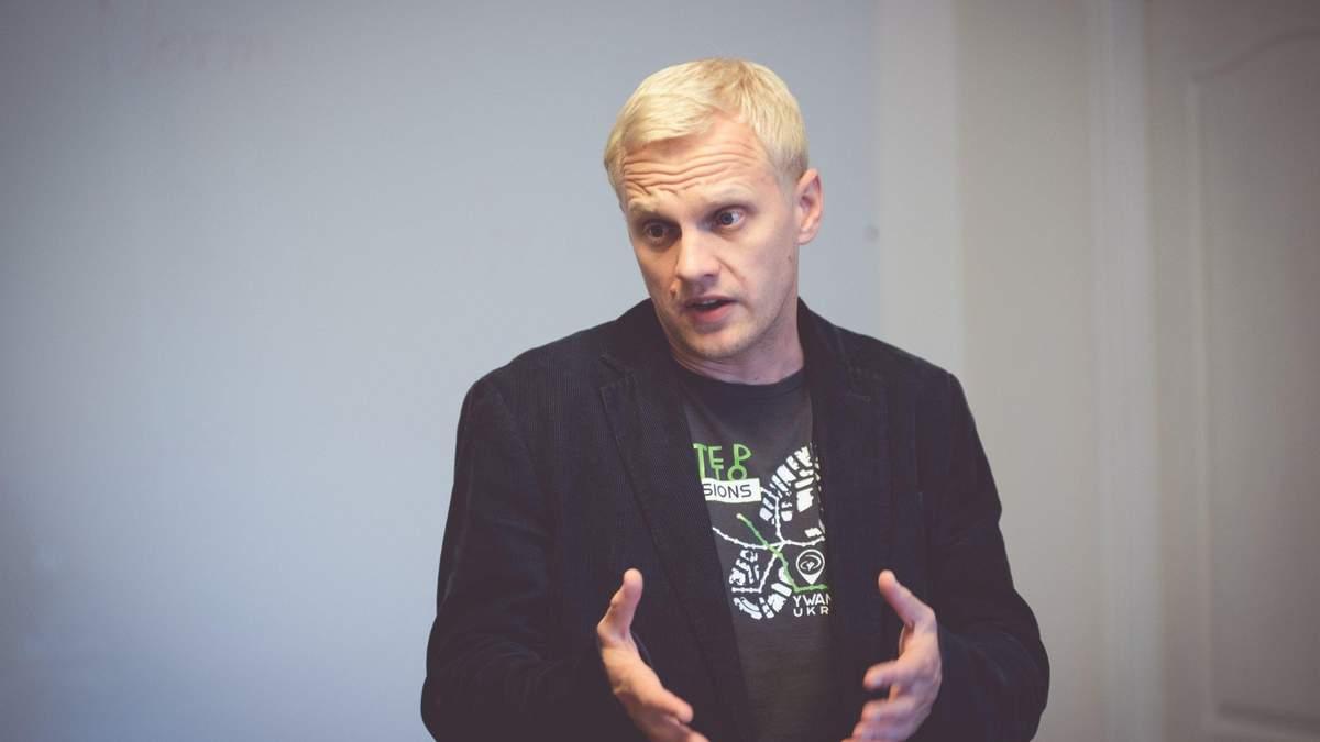 Виталий Шабунин – председатель правления Центра противодействия коррупции