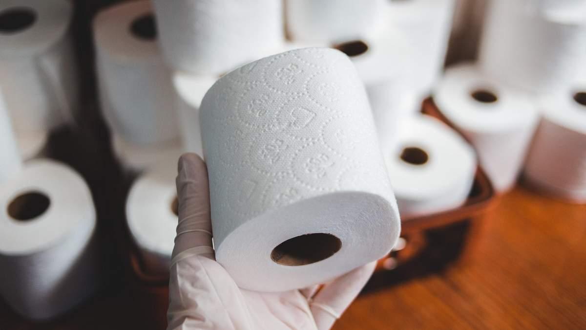 Чому люди купували туалетний папір на початк пандемії
