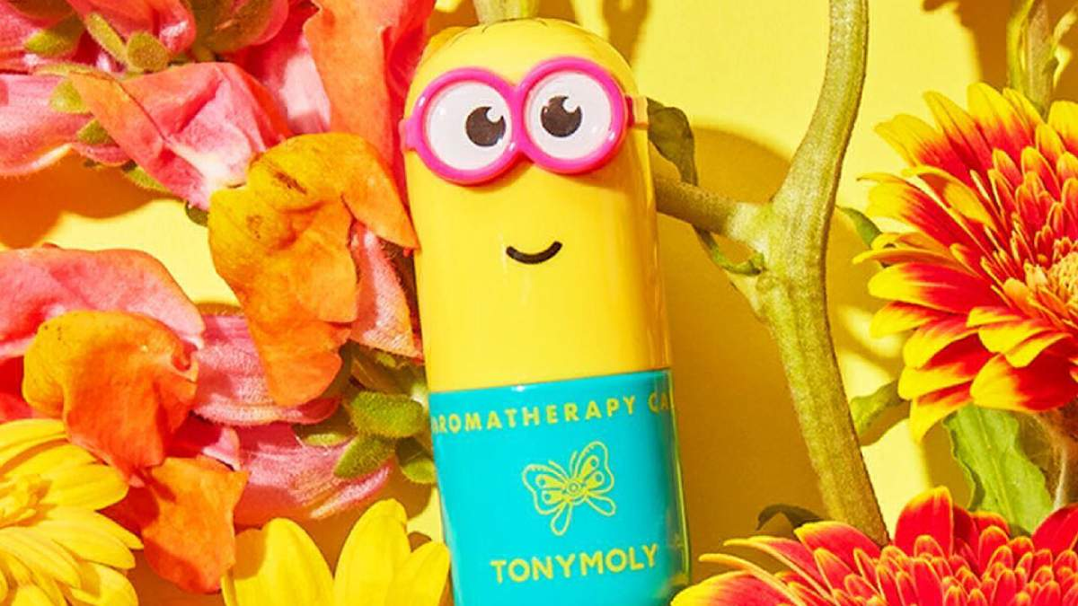 Доглядова косметика Tonymoly: тематика міньйонів та фото