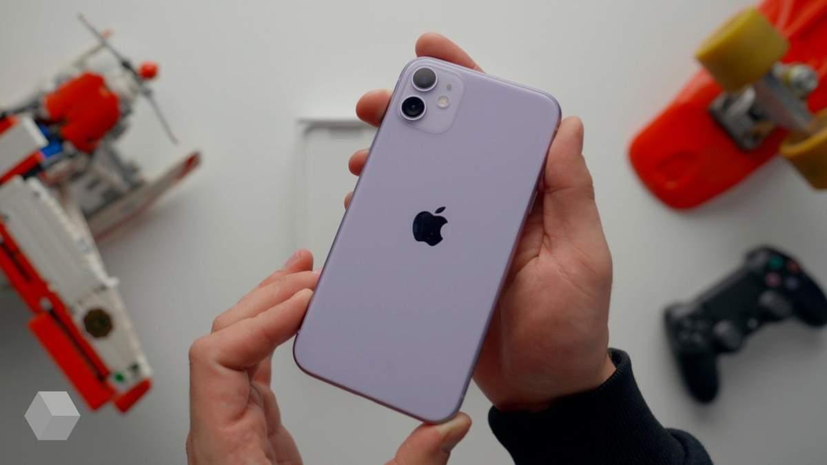Лідери – смартфони від Apple