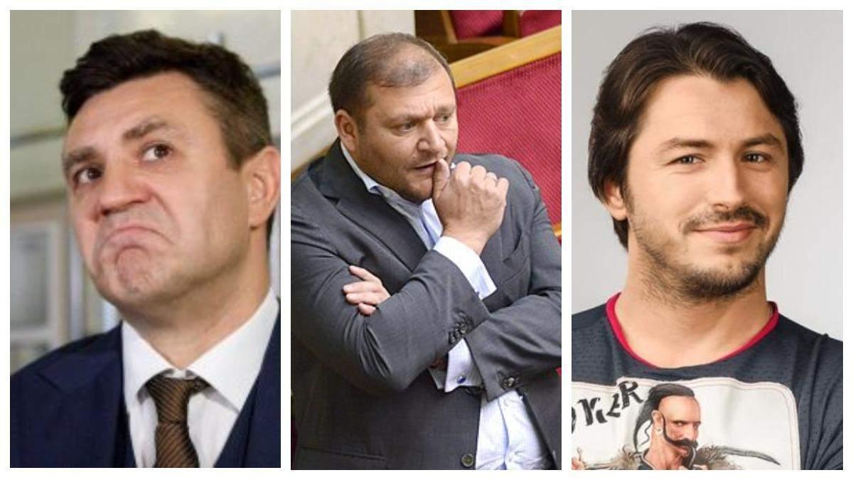 Драка за Киев: смогут ли скандальные Слуги, Добкин и Притула победить Кличко – Есть вопросы