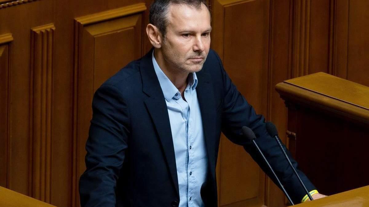 Вакарчук не ушел из Верховной Рады: детали