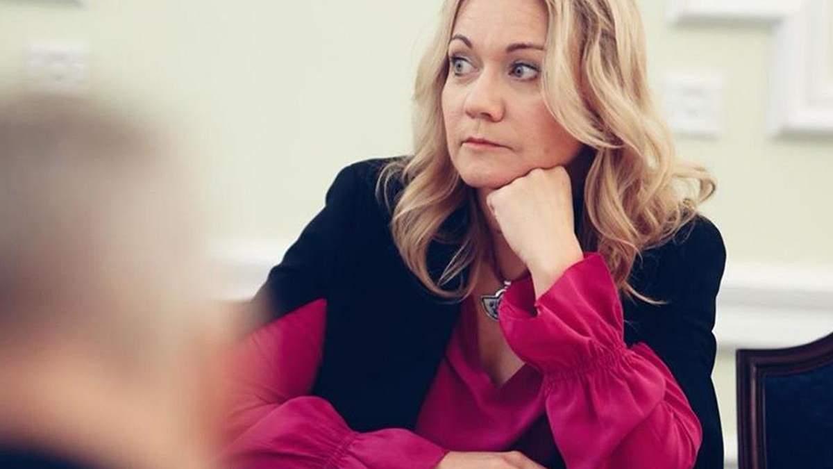 Ольга Бєлькова склала повноваження народного депутата